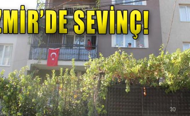 İzmir'de Sevinç