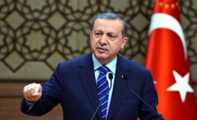 Erdoğan:'Defolu Kişilerle Yürümeyiz'