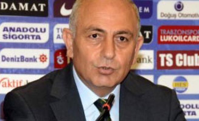 Trabzonspor'da Süleyman Hurma İstifa Etti