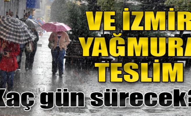 Ve İzmir'de Beklenen Oldu