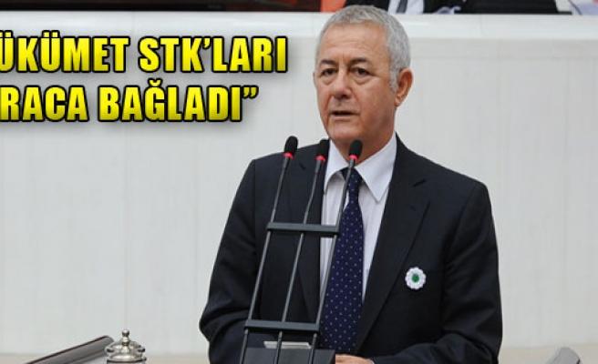'AKP, Sivil Toplumu Devletleştiriyor'