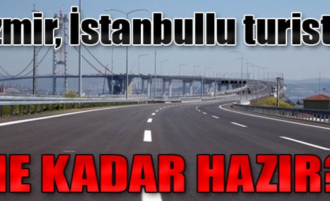 İzmir, İstanbullu Turiste Ne Kadar Hazır?