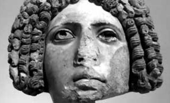 'Antik Güzelliği Görüntülerken'