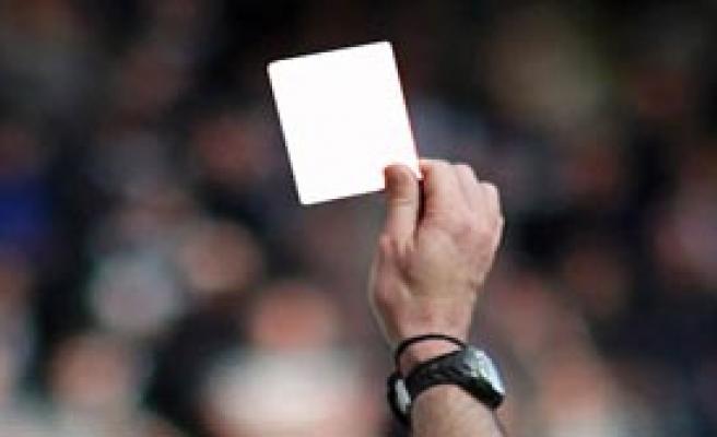 Futbola 'Beyaz Kart' Geliyor