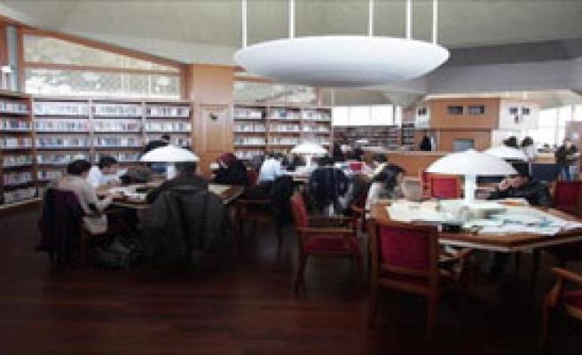 İşte Türkiye'nin En İyi Kütüphanesi