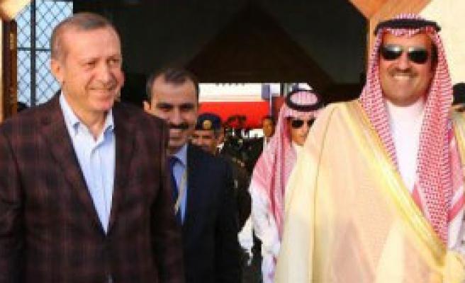 Cumhurbaşkanı Erdoğan Medine'de