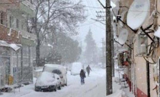 Yenice'de Kar Tatili İki Gün Uzadı