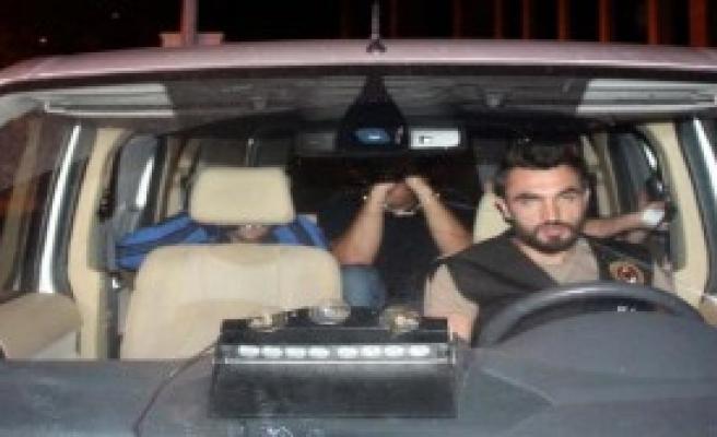 2 Tır Sürücüsü Tutuklandı