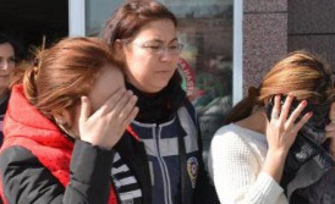 Konya'da Fuhuş Operasyonu: 18 Gözaltı
