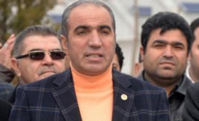 Diyarbakır'da Kuyumcular Soygunlara İsyan Etti
