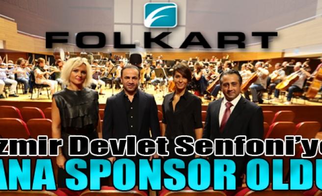 Folkart, İzmir Devlet Senfoni'ye Ana Sponsor