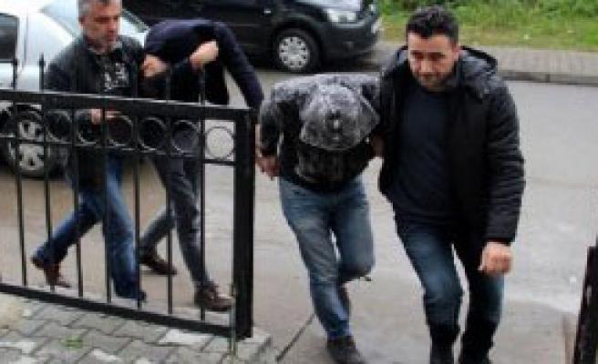 Bonzai İle Yakalanan 4 Kişiden 3'ü Tutuklandı
