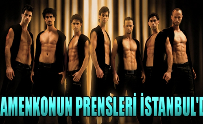 Flamenkonun Prensleri İstanbul'da