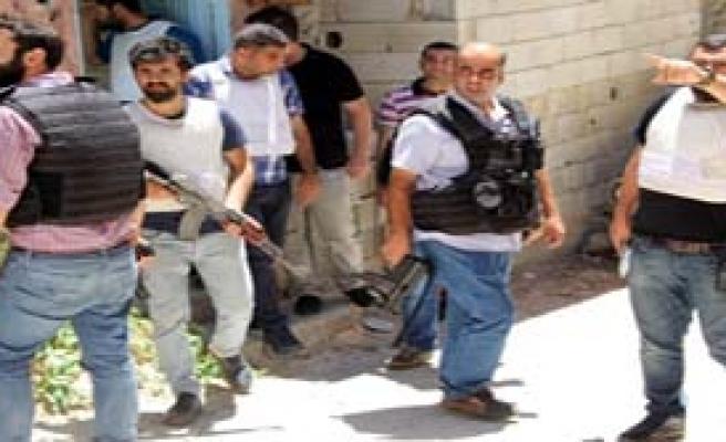 Gaziantep'te 1 Polis Vuruldu