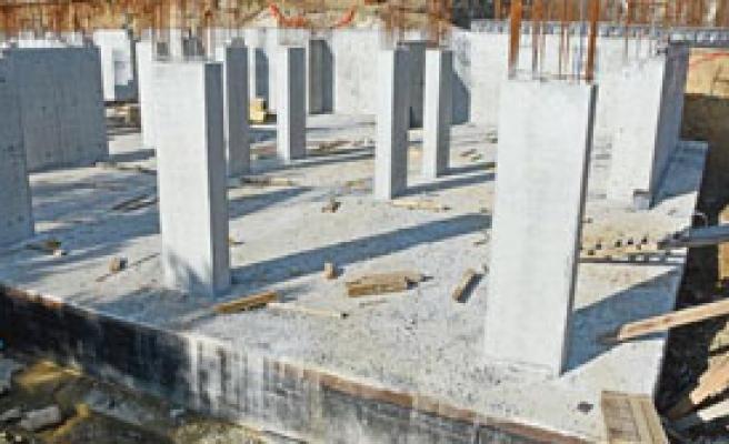 O Üniversitede Cami İnşaatı Başladı
