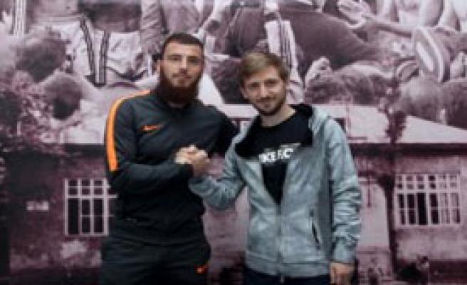 Trabzonspor'da Aykut Ve Marin Barıştı