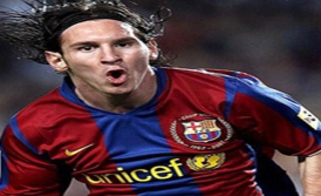 Şampiyonlar Ligi'nin Gol Kralı Messi