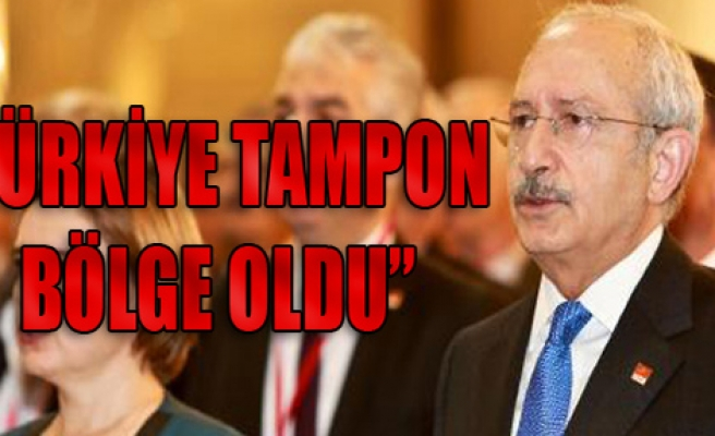 'Türkiye Tampon Bölge Oldu'