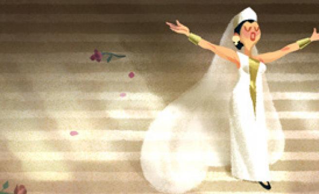 Leyla Gencer'e Özel Doodle