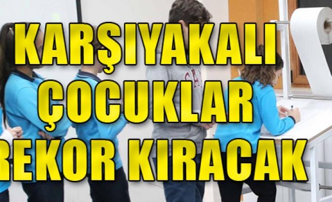 Karşıyaka'nın Çocukları Rekor Kıracak