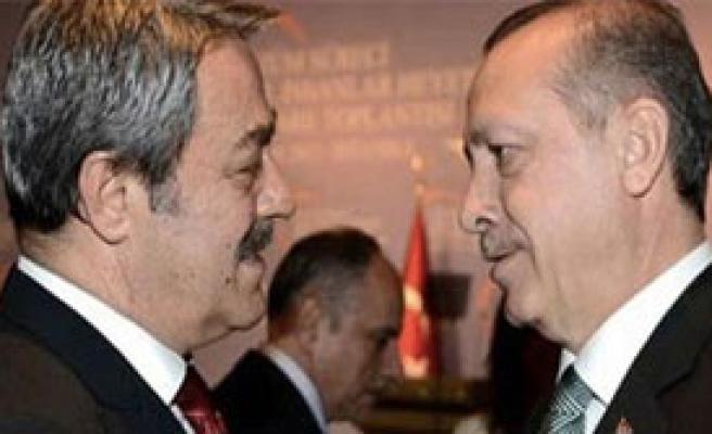 'Erdoğan'a Kırgınım'