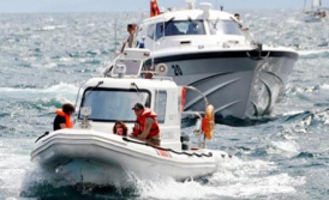 Tekne Kurtarma Operasyonu Başarıyla Sonuçlandı