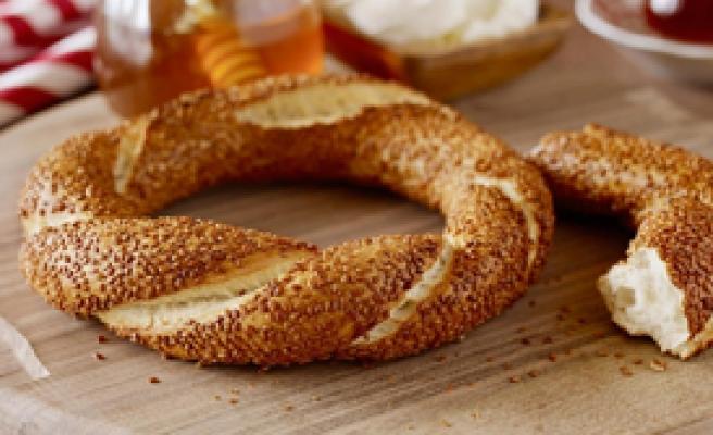 Bursa'da Ekmek ve Simide (Gevreğe) 25 Kuruş Zam