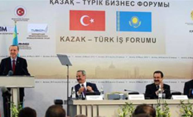 Erdoğan Kazaklar'dan 5 Çocuk İstedi