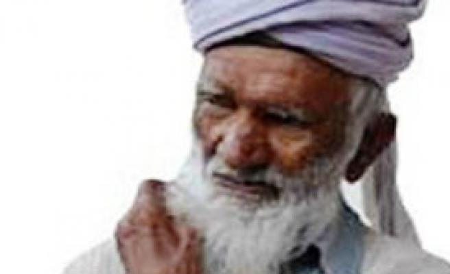 Dünyanın En Yaşlı Adamı