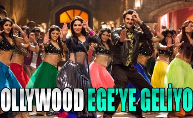 Bollywood Yıldızları Ege'ye Geliyor