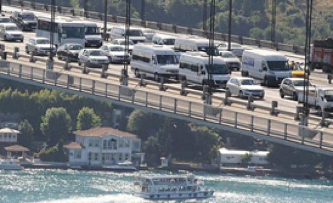 İstanbul'da Yeni Rota: Deniz