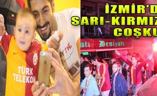 İzmir'de Derbi Sevinci!