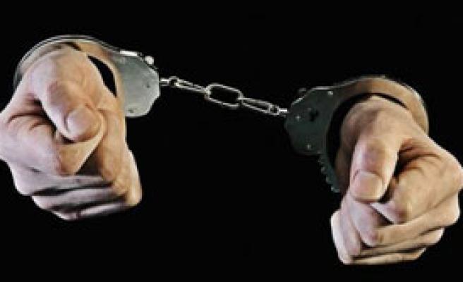 Manisa'da Oda Başkanı Gözaltında!