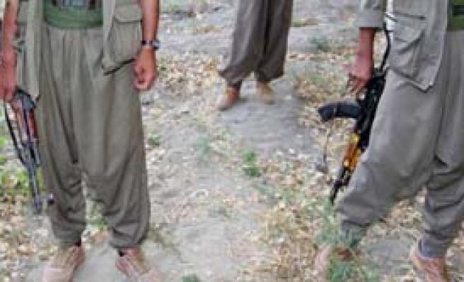 PKK'dan Büyük Kaçış