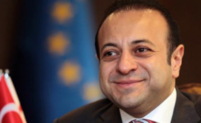 'AB'nin Türkiye'den Sorumlu Bakanı Değilim'