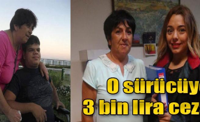 3 Bin Lira Para Cezası