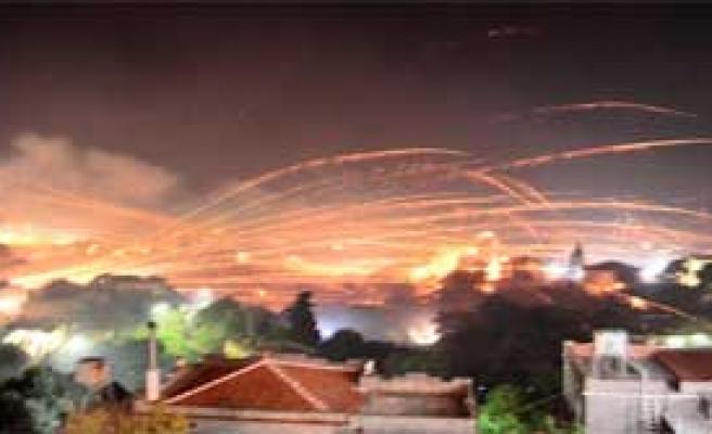 Sakız Adası Roket Savaşı