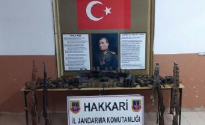 Çukurca'da Pkk Alarmı