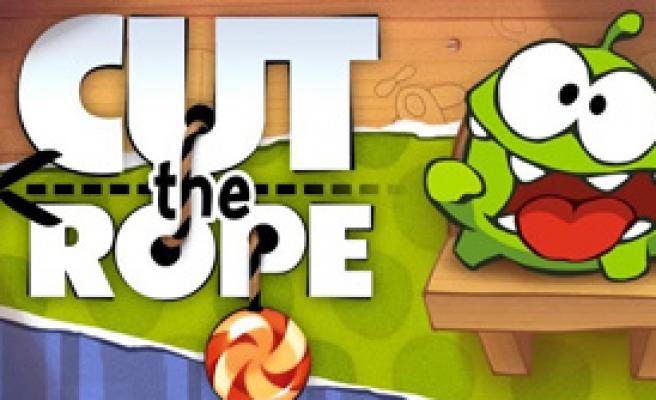 Cut the Rope 2 Geliyor