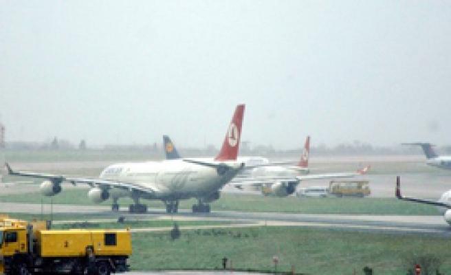 Havayolu Ulaşımına Rüzgar Engeli