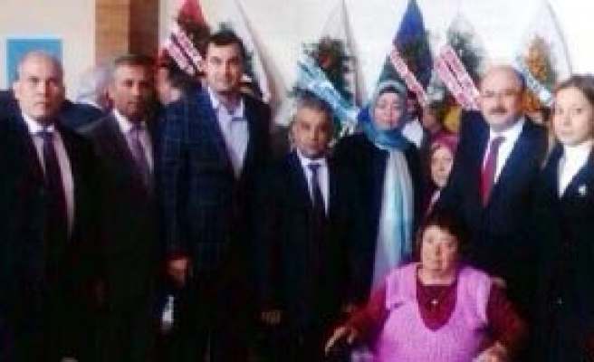 Şahin'den Engelli Kadına Akülü Araba
