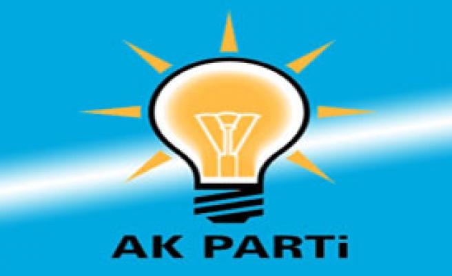 AK Parti 33 Adayını Belirledi