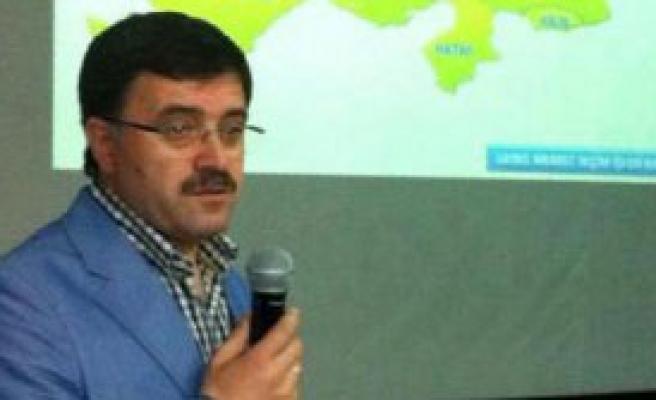 Yozgat'a Bölge Havaalanı Yapılacak