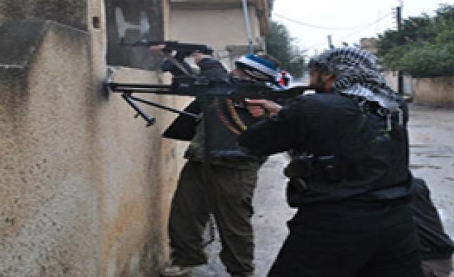 Suriyeli Muhaliflerden Bomba İddia