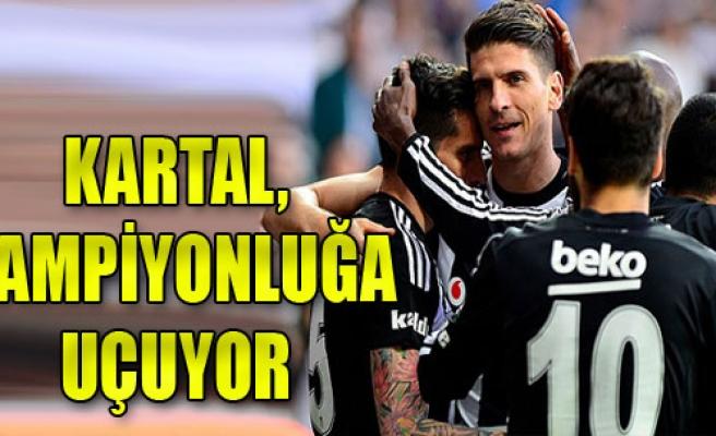 Beşiktaş Gol Şov Yaptı