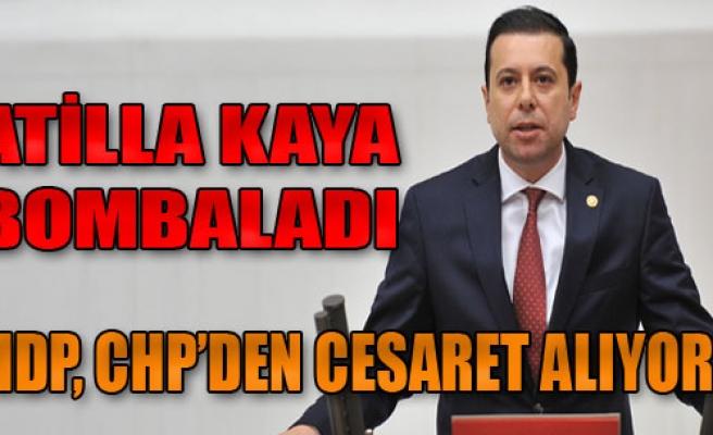 AK Partili Kaya'dan CHP'ye Salvo