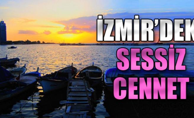 İzmir'deki Sessiz Cennet