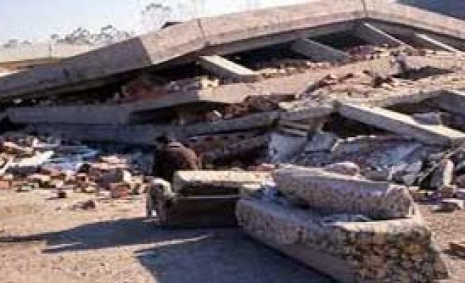 Yeni Zelanda Depremle Sarsıldı