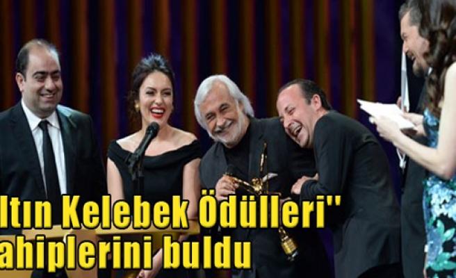 'Altın Kelebek Ödülleri' Sahiplerini Buldu