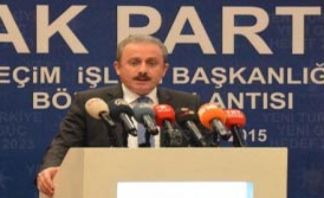 Ak Partili Şentop: Kılıçdaroğlu, Vahşeti Mazur Gösterecek Açıklama Yapmamalıydı